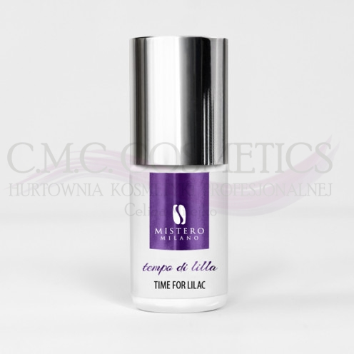 Mistero Milano 1069/6 Lakier hybrydowy Time For Lilac 6ml