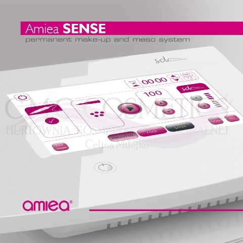 amiea SENSE permanent make-up and meso system