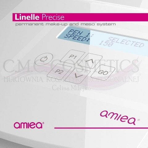 amiea LINELLE PRECISE permanent make-up and meso system