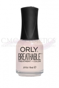 ORLY Lakier do paznokci BREATHABLE 20908 Barely There 18 ml