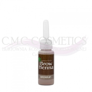 Henna do brwi NEUTRAL BROWN Nr.1 BH Brow Henna