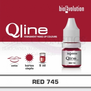 Red 745 - Qline - 5 ml