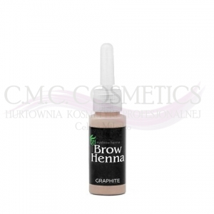 Henna do brwi GRAPHITE CONCENTRATE BH Brow Henna