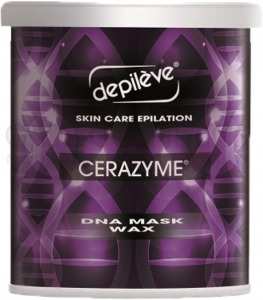 depileve CERAZYME DNA MASK WAX Wosk 800 g