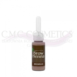 BH Brow Henna - Bitter Chocolate nr 4