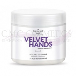 FARMONA VELVET HANDS PEELING DO DŁONI 550G