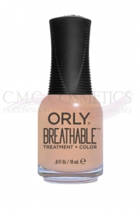 ORLY Lakier do paznokci BREATHABLE 20907 Nourishing Nude 18 ml