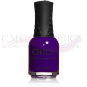 ORLY Lakier do paznokci BAKED 20499 Saturated 18 ml