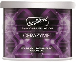 depileve CERAZYME DNA MASK WAX Wosk 400 g