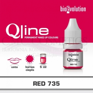 Red 735 - Qline - 5 ml