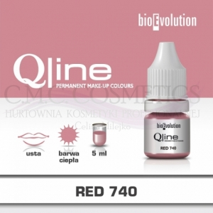 Red 740 - Qline - 5 ml