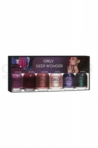 ORLY Deep Wonder 6-PIX