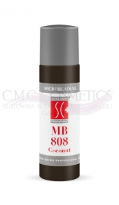 swiss color Mikropigment barwnik do microblading MB 808 Coconut 12 ml